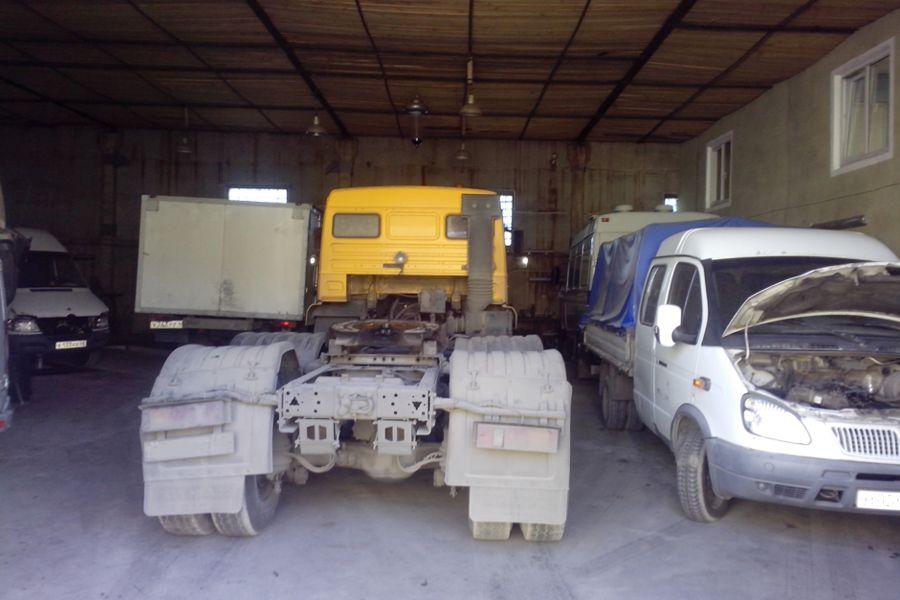 ремонт грузовых машин Тамбов
